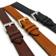 Chunky Buffalo Grain Watch Strap 18mm 20mm 22mm 24mm C003